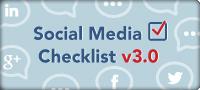 Sensible Social Media Marketing Checklist v3.0
