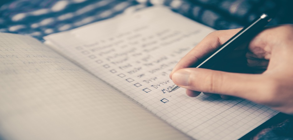 Sensible Blogging Checklist for Businesses