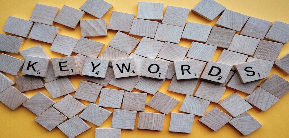 Using the right keywords