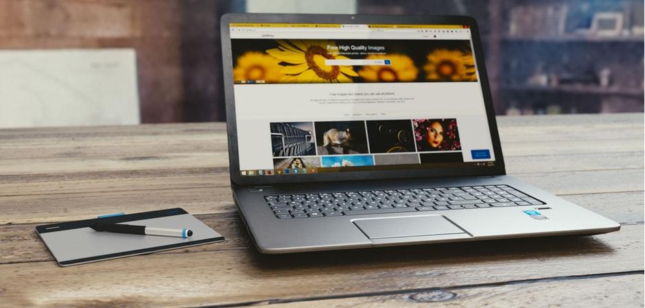 Optimized Website